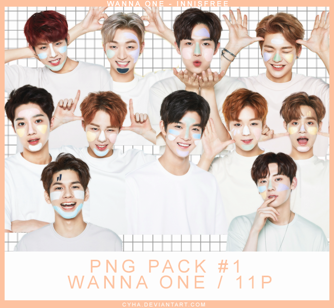 Png pack 1 wanna one x innisfree 11pngs by cyha on deviantart png pack 1 wanna one x innisfree 11pngs by cyha stopboris Choice Image