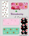 Cherry and Strawberry Pattern