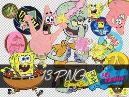 Sponje Bob PNG by Thoxiic-Editions