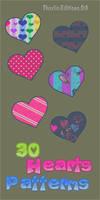 .x. Heart Patterns