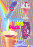 Drinks PNG Pack