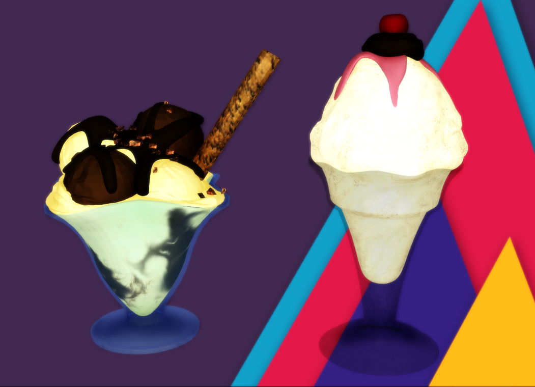 Ice Cream by RavenKiryu