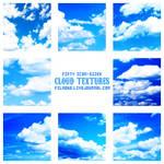 Cloud textures no. 1