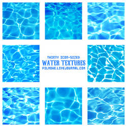 Water surface textures no. 1