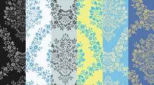 Lace Patterns: the prelude