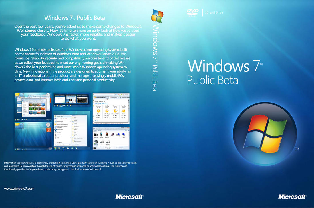 Windows 7 - BetaWiki