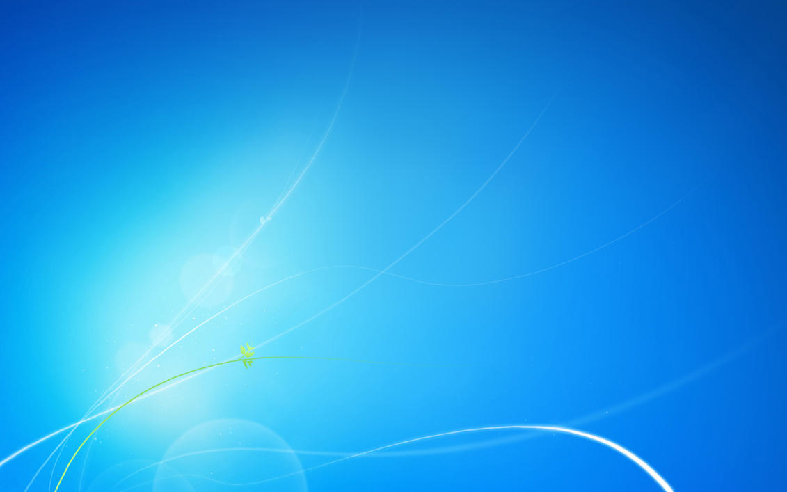 windows 7 logoless wallpapermucksponge on deviantart