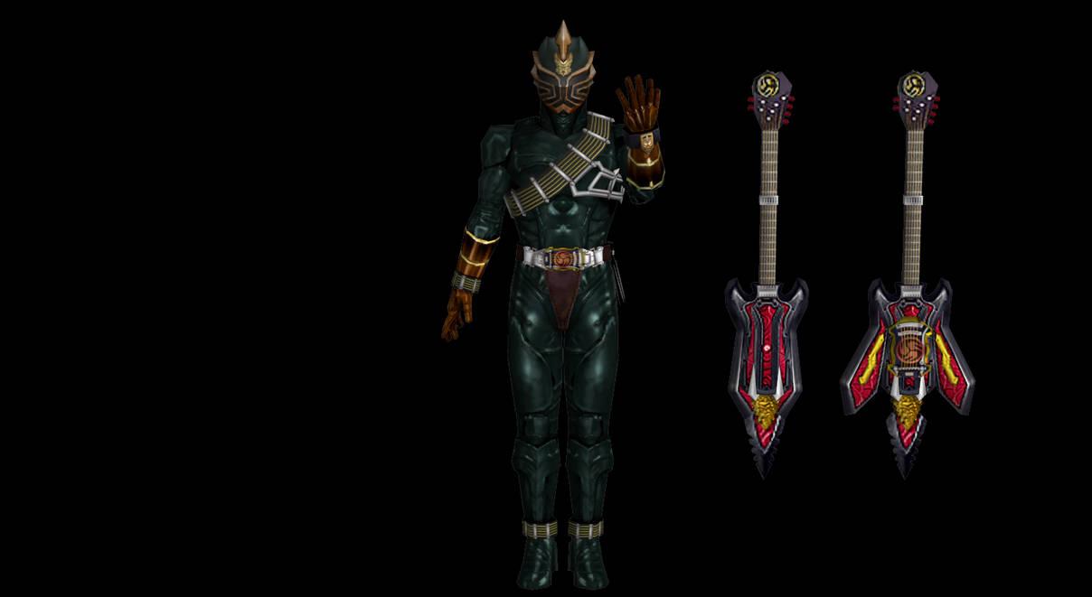 SCH) Kamen Rider Zanki by kaiserraiser on DeviantArt