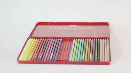 Faber-Castell - Color Pencils | Stop Motion