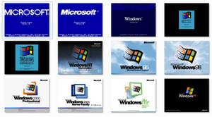 Classic Windows BootScreens for Windows 7