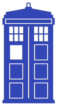 SVG/AutoCAD TARDIS