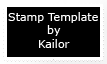 new stamp template by kailor