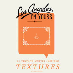 65 Vintage-Movies Inspired Textures - Pack 18