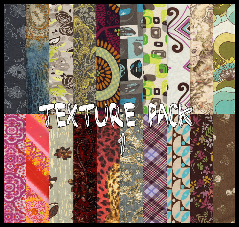 texture pack01 by maxyvert