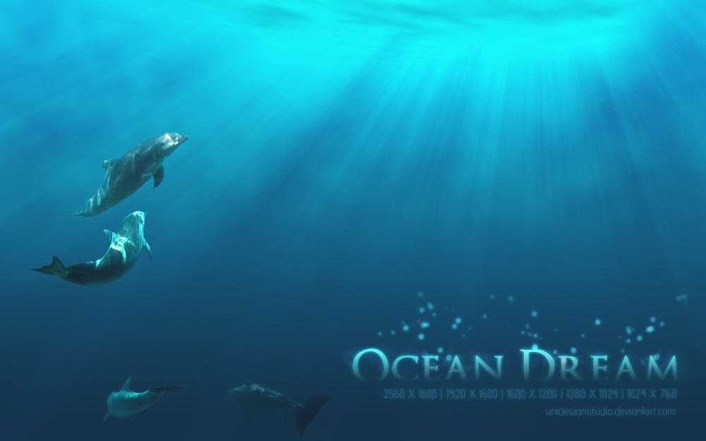 Ocean Dream by UniDesignStudio