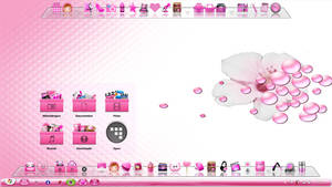 Pink Stack Icons