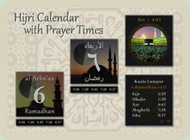 Hijri Calendar / Prayer Times