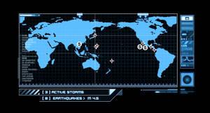 StormQuake III (BlueVision style)