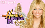 Hannah Montana Forever PNG Pac