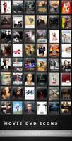 Movie DVD Icons 1