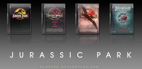 Jurassic Park Trilogy by manueek