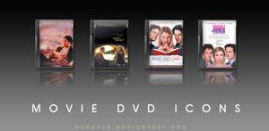 Movie DVD Icons 7