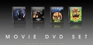 Movie DVD Icons 8