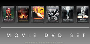 Movie DVD Icons 10