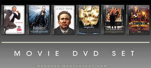Movie DVD Icons 15