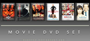 Movie DVD Icons 16