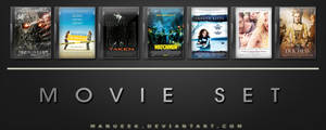 Movie DVD Icons 19