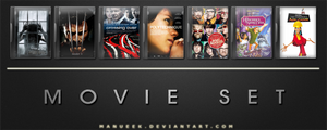 Movie DVD Icons 20