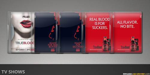 True Blood TV Show Pack by manueek