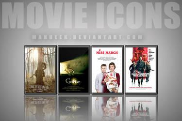 Movie Icons 28 by manueek