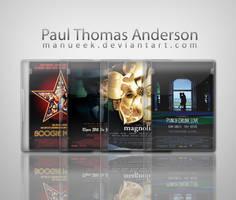 Paul Anderson Icon Set