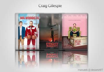 Craig Gillespie by manueek