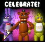 FNAF1 Celebrate gif