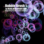 Brushes: BUBBLE 1