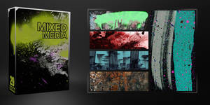 Mixed Media Texture Pack
