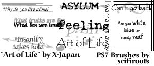 X-Japan's 'Art of Life' lyrics