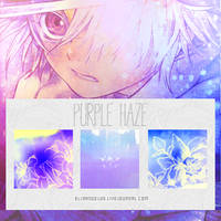 Purple Haze by blackcatme