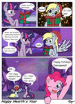 MLP:FIM - Happy Hearth's Year