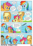 MLP:FIM - Sisterly Competition