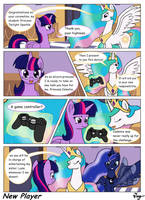 MLP:FIM - New Player