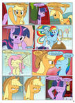 MLP FIM STARS Chapter-3 STARting Page-21