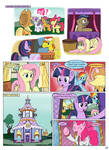 MLP FIM STARS Chapter-3 STARting Page-22