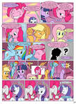 MLP FIM STARS Chapter-3 STARting Page-23