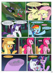 MLP FIM STARS Chapter-3 STARting Page-25