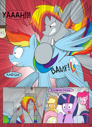 MLP FIM STARS Chapter-3 STARting Page-29