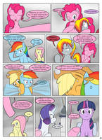 MLP FIM STARS Chapter-3 STARting Page-31